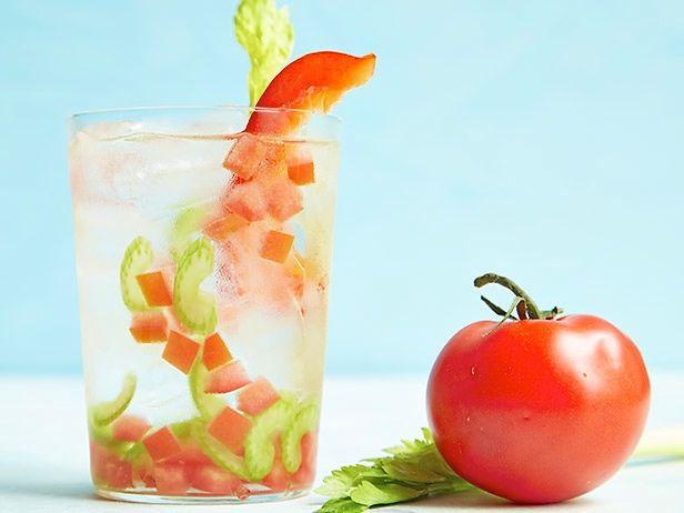 Газированный напиток с сельдереем