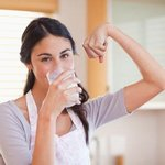 Молоко - отличное средство при артрите