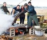 Пикник с жареными устрицами (Oyster Roast) – правила этикета
