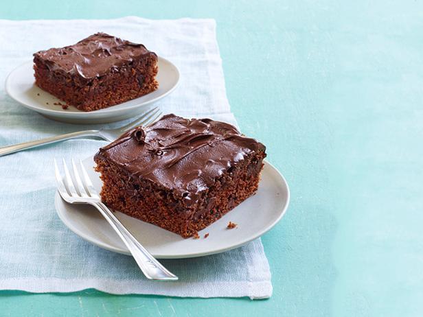 Шоколадный торт с цуккини