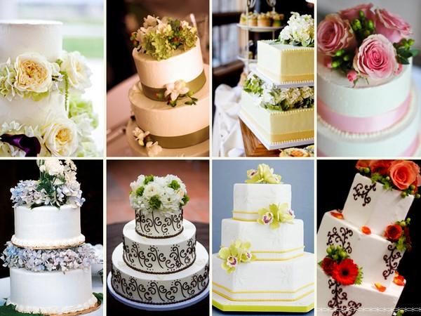 Цветочные торты с цветами — лучшие рецепты с фото