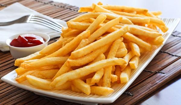 Как приготовить вкуснейший картофель фри