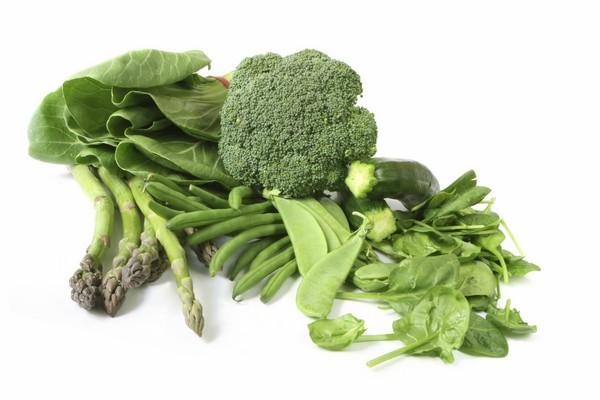 Как при варке сохранить зеленый цвет овощей?
