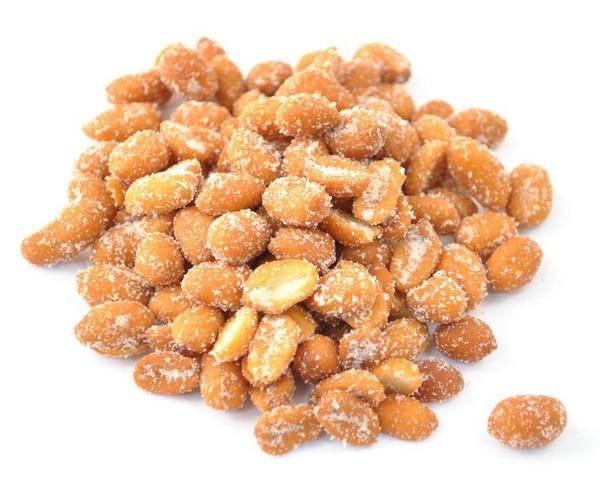 Как правильно жарить арахис