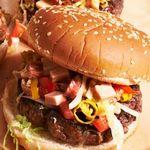 Салат «Хоги» с мясом и овощами