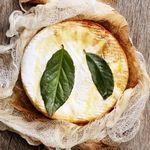 Копченый сыр бри