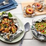 50 блюд, которые можно приготовить в фольге на гриле