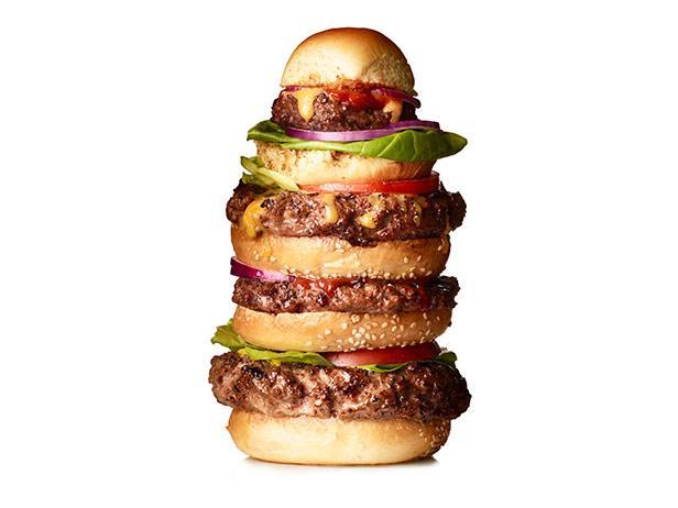 Фото Как сделать самые лучшие котлеты для гамбургеров