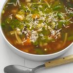 Провансальский суп «Писту»