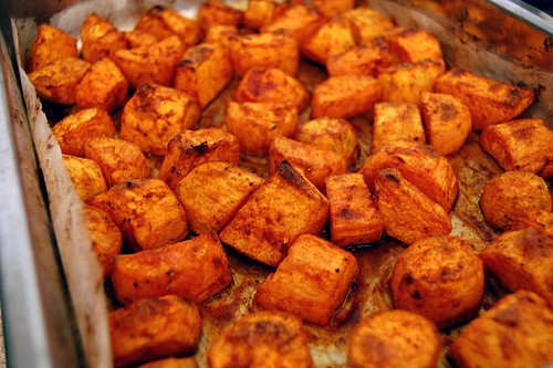 Рецепт батат в духовке