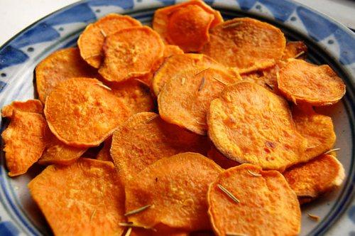 10 рецептов приготовления батата (сладкий картофель)