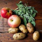 Почему темнеют яблоки и картофель при разрезании