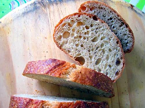 Итальянский сельский хлеб