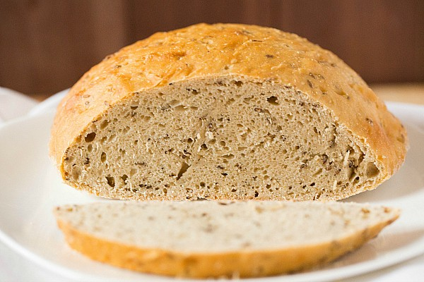Еврейский ржаной хлеб