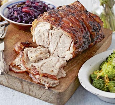 шейка свиная запеченная в духовке рецепт с фото