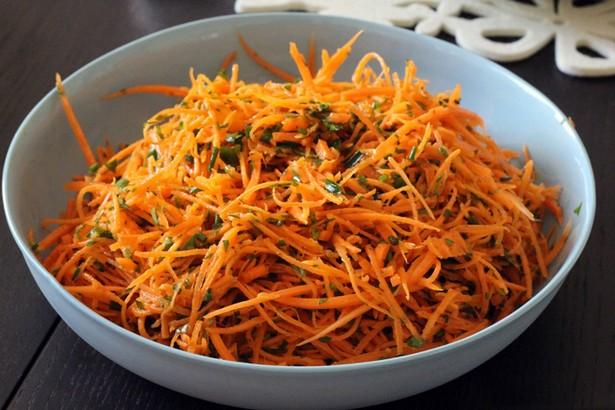 Салат из сыра, моркови и яиц - рецепт с пошаговыми