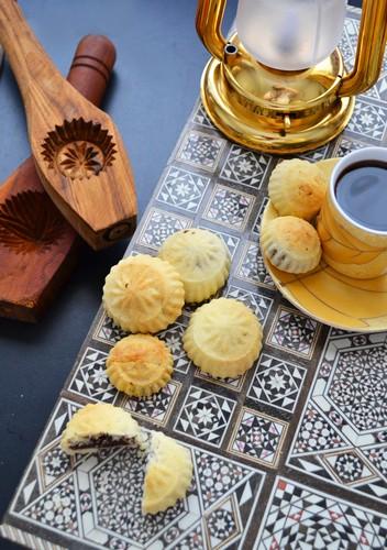 Маамуль (Maamoul) - Ливанское печенье