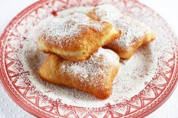 рецепты пончиков бенье