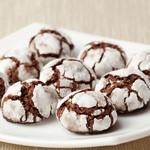 Кринклс (Crinkles) шоколадно-мятное печенье