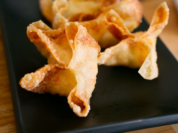 Фото Китайская закуска «Краб Рангун»