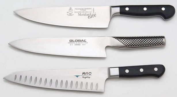 Нож шеф повара для настоящего кулинара Кулинарные