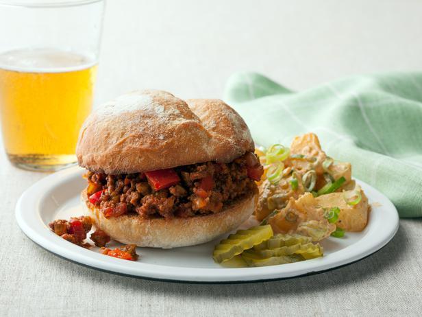 Фото Смесь для гамбургеров «Слоппи Джо»