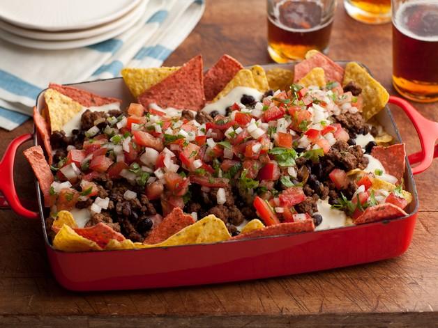 «Супер Начос» - мексиканская закуска