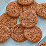 Праздничное имбирное печенье с пряностями