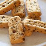 Печенье с шоколадом и розмарином