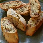 Печенье «Бискотти» с фисташками