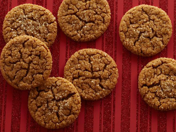 Классическое имбирное печенье «Кринкл»