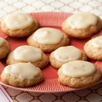 Печенье с кокосом и орехами макадамия