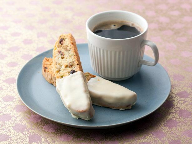 Праздничное печенье бискотти
