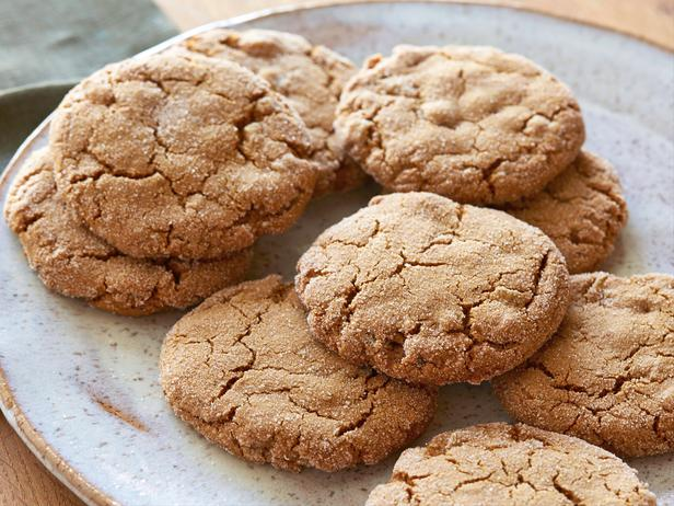 Классическое имбирное печенье