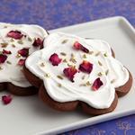Шоколадно-имбирные пряники со специями «Гарам масала»