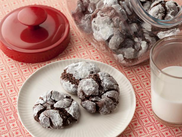 Фото Шоколадно-творожное печенье