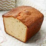Медово-ванильный фунтовый кекс