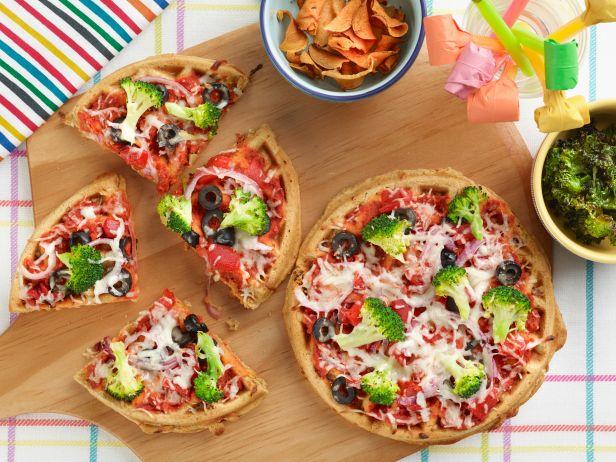 Вафли-пиццы из муки крупчатки и сушеных помидоров