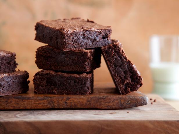 Фото Пирожные «Брауни с какао»