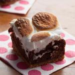 Пирожные «Брауни Смор»
