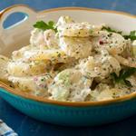 Охлажденный картофельный салат