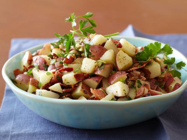 Фото Картофельный салат по-немецки