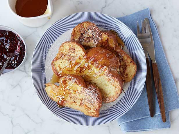 Фото Французские тосты из халы