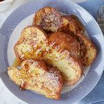 Французские тосты из халы