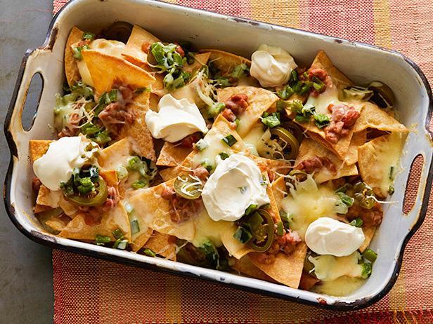 Фото Вегетарианская закуска «Начос»