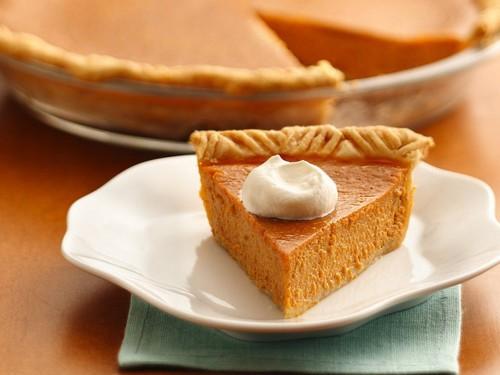 Пирог с бататом (сладкий картофель)
