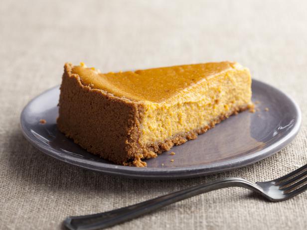 Фото Творожно-тыквенный пирог с фундуком