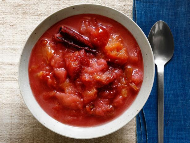 Яблочно-сливовый соус в мультиварке