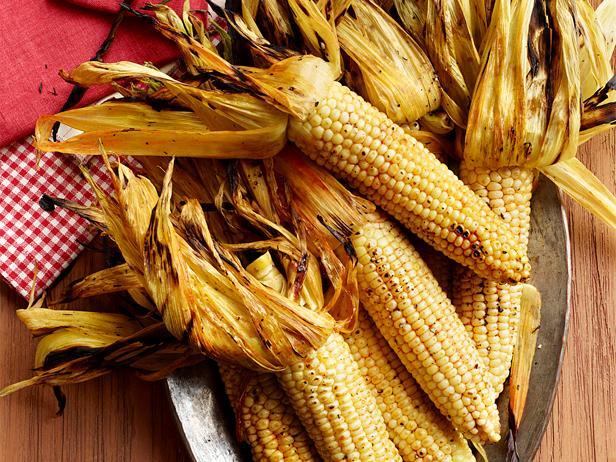Кукуруза в початках «с дымком»