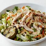 Куриный салат по-азиатски